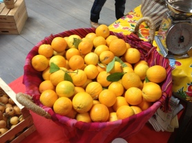 Naranjas Navelate